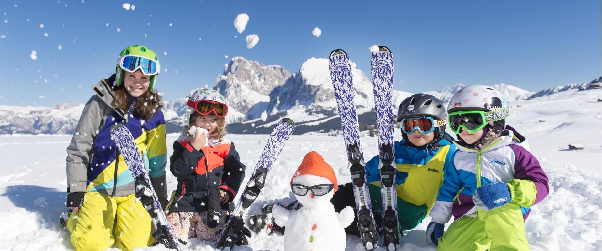 Vacanze bambini alpe di siusi ferie in famiglia trentino for Vacanze in famiglia