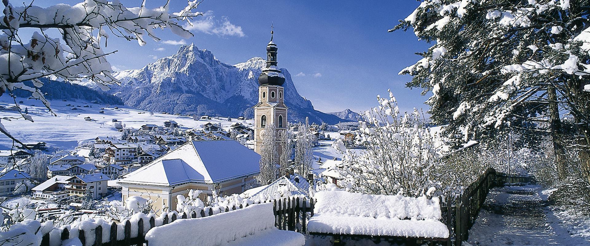Vacanze Castelrotto - Il centro dell\'Alpe di Siusi