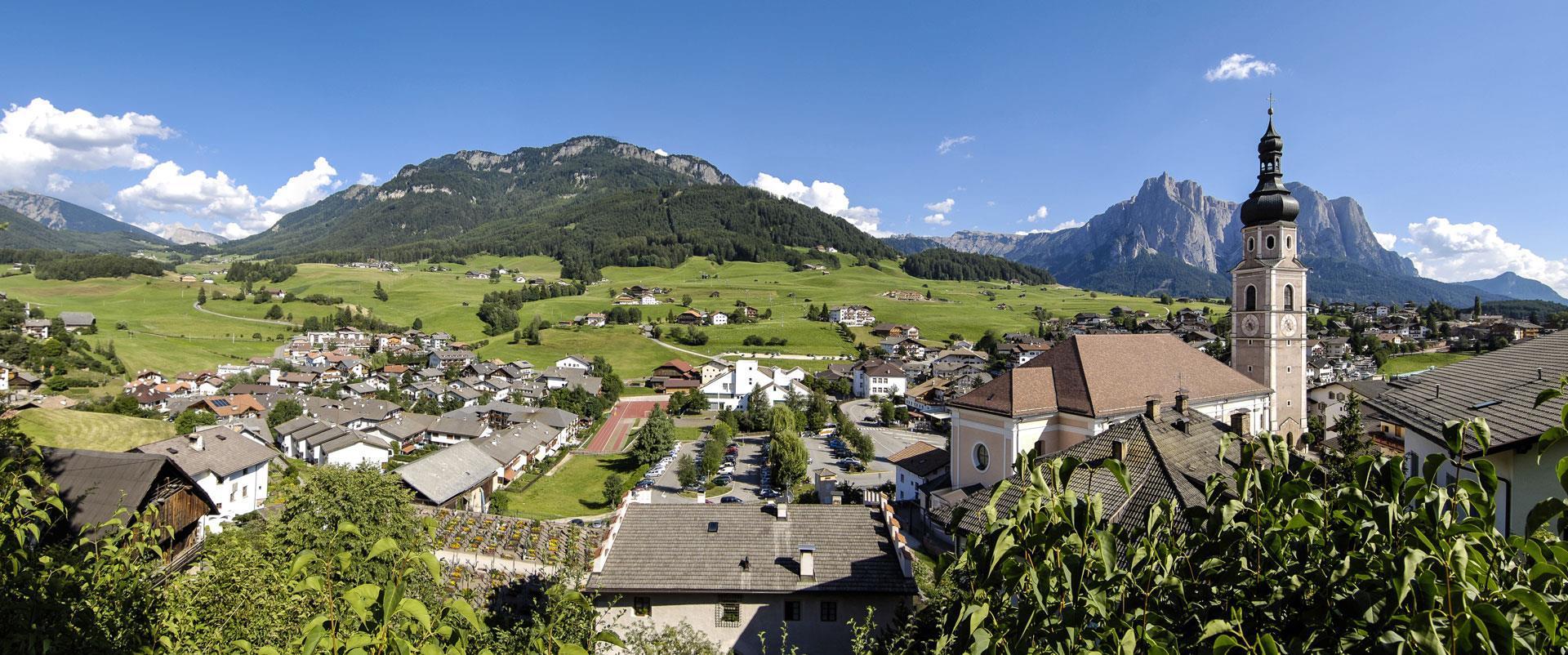 Vacanza all\'Alpe di Siusi - Vacanze Trentino Alto Adige