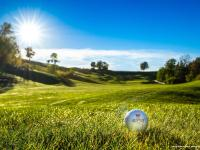 Golf for beginners in the Dolomites