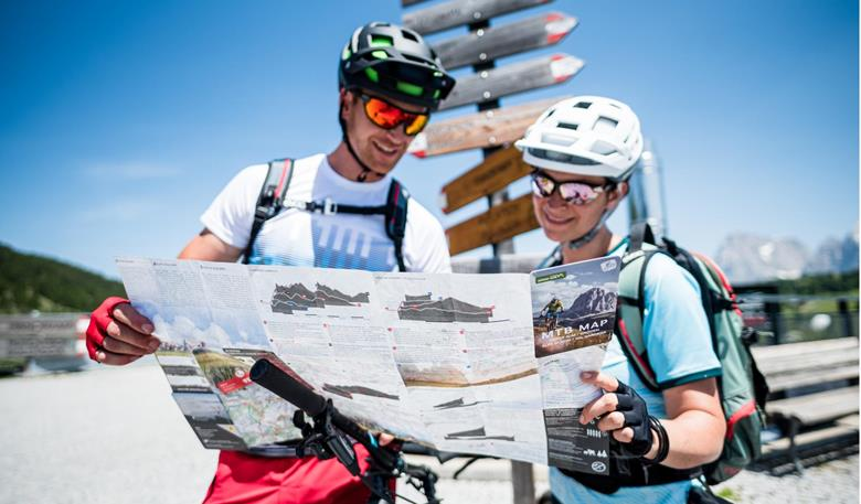 Tour tips for your biking holiday in the Dolomites