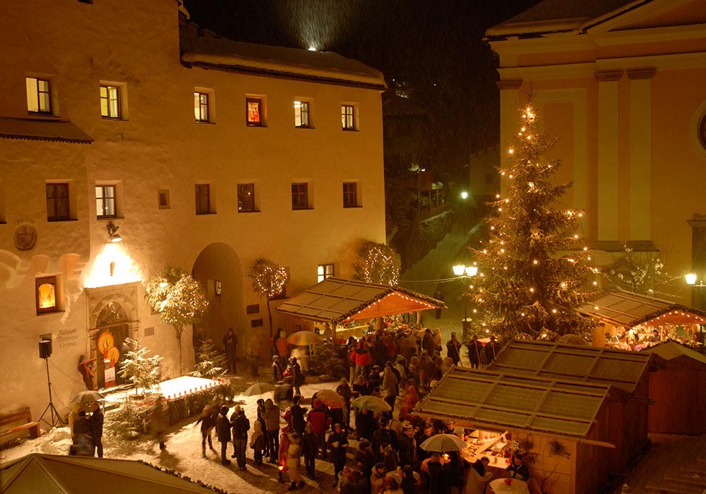 Immagini Antiche Del Natale.Natale In Montagna A Castelrotto