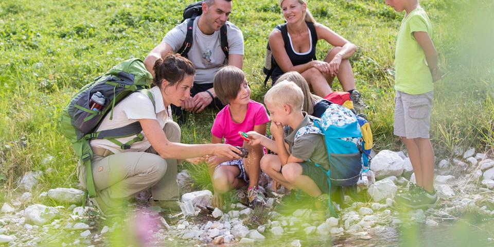 Dolomiti Ranger Discover Nature - Family Holiday South Tyrol Summer