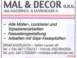 Mal & Decor OHG
