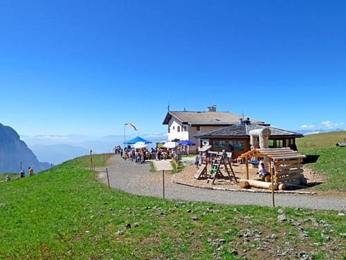 Rest. Bergstation Puflatsch (2093m)