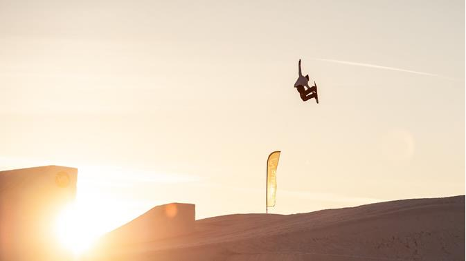 Seiser Alm Sunset 2019 // Italian National Team & Simon Gruber
