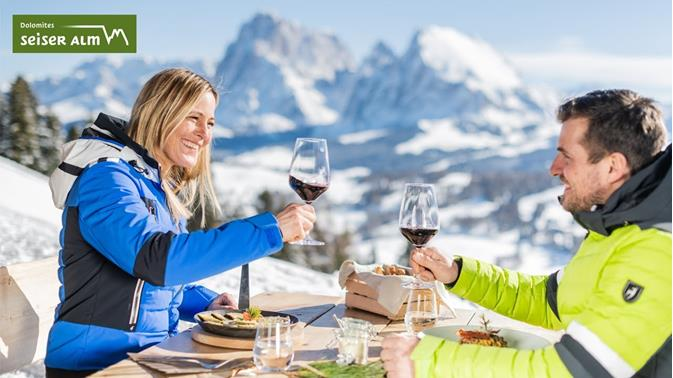 Culinary experiences around the Seiser Alm
