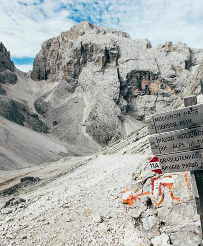 Hiking in the Dolomites & Trekking Tours in South Tyrol